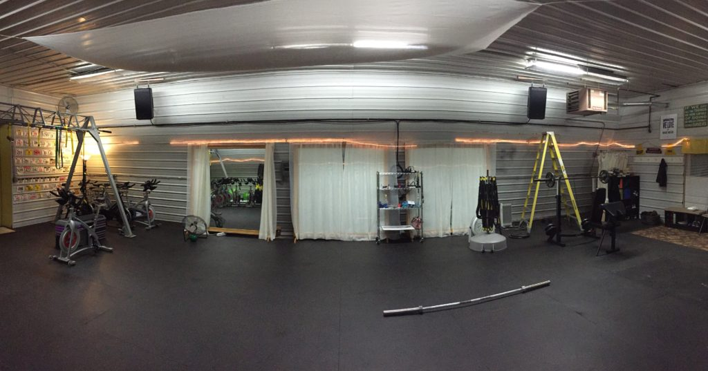 Sound System Design and Install for Body and Soul Fitness